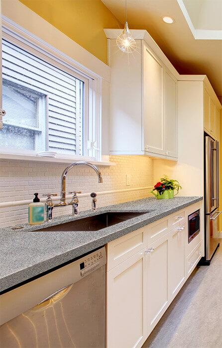 ... Platinum Granite Hi MACS Sink With Countertops ...