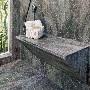 Rosemary Corian Shower Seat