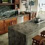 Sahara Corian Countertops in Kitchen