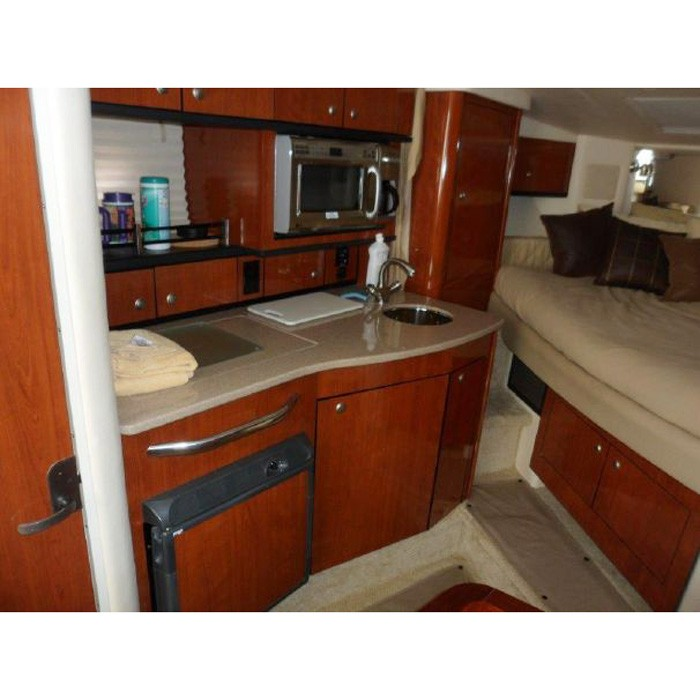Countertop Replacement Materials : Sea Ray 310 DA Galley Countertop Boat Outfitters