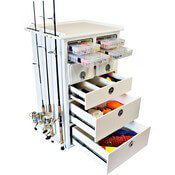 Premium 4 Drawer Dock Storage Box