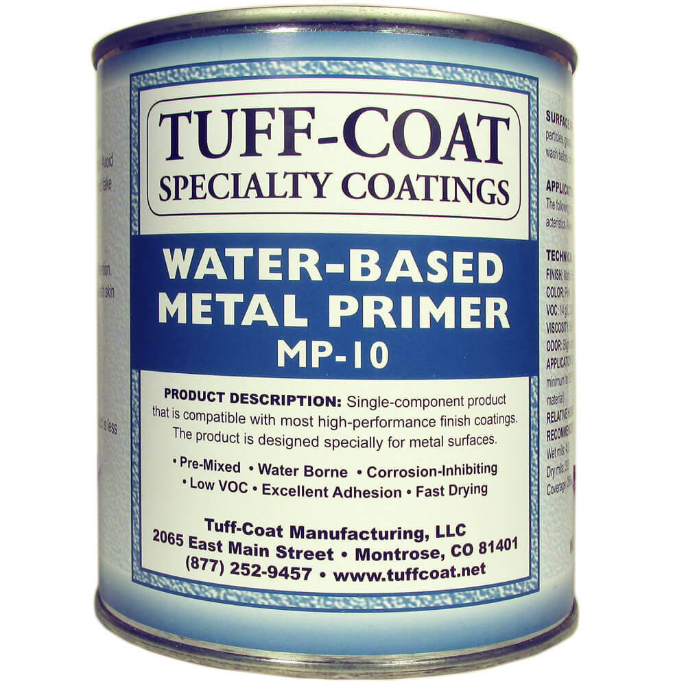 Mp 10 Tuff Coat Water Based Primer