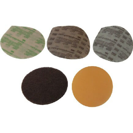 Matte to Semi Gloss Solid Surface Polishing Kit