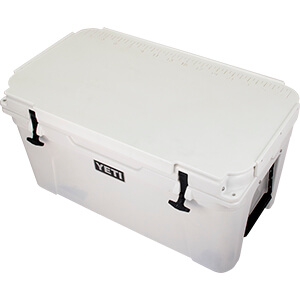 Yeti Cooler Top Cutting Board Closed