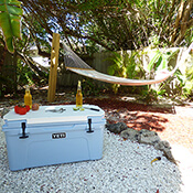 Yeti Cooler Top Cutting Boards In Use