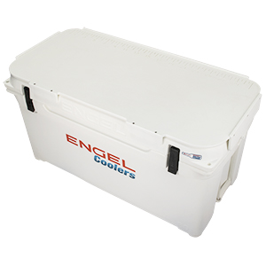 Engel Cooler Top Cutting Board Closed