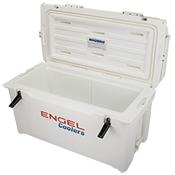 Engel Cooler Top Cutting Board Open
