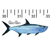 Tarpon Release Ruler Boat Outfitters