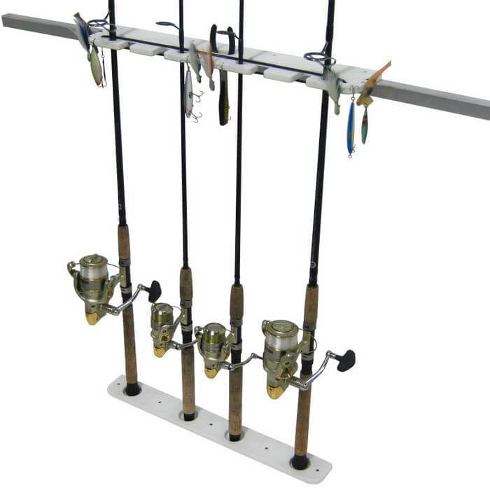 Fishing rod holders bing images for Fishing pole holders for boats