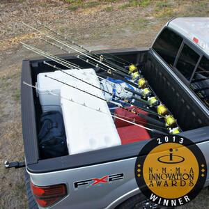 Pick Up Truck Rod Holder