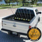 Pick Up Truck Rod Holder