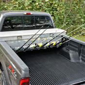 Pick Up Truck Rod Holder - Toolbox Mount