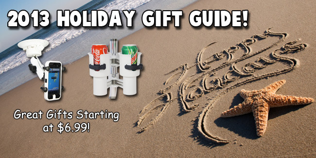 Boat Outfitters 2013 Holiday Gift Guide