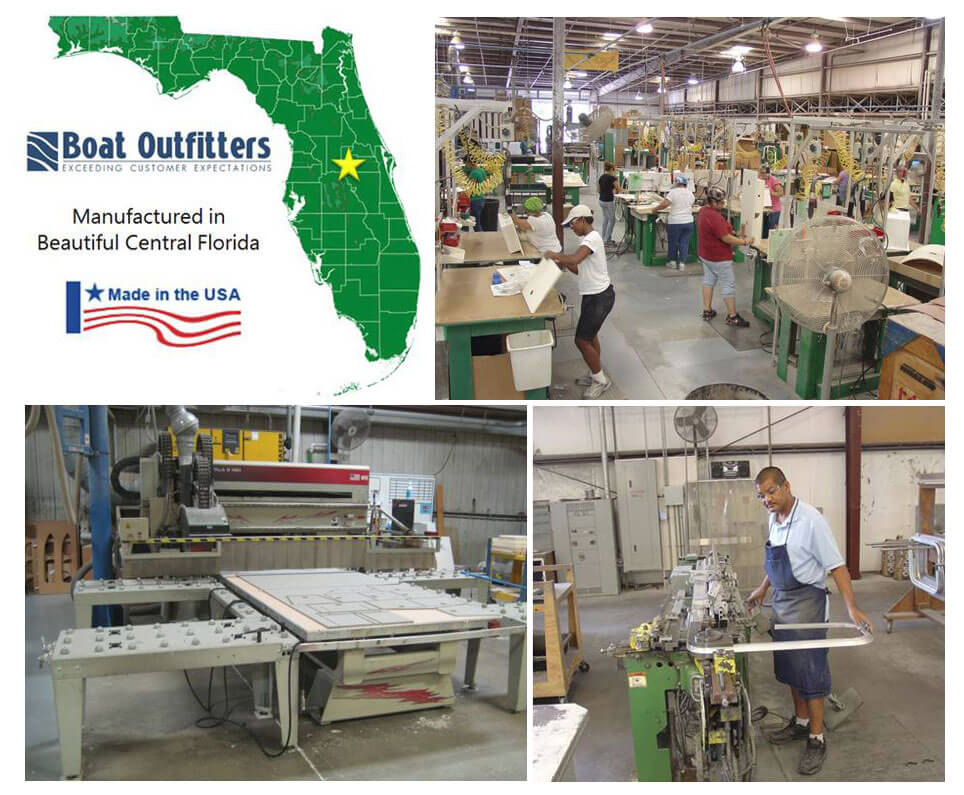 Boat Outfitters OEM Services