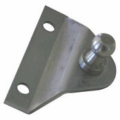 "Stainless Steel Offset Mounting Bracket 2"" Wide"