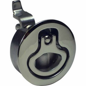 Southco Stainless Steel Large 3 Inch Compression Latch