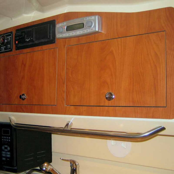 Marine Kitchen Cabinets: Oval Push Button Marine Cabinet Latch With Perpendicular Pawl