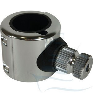 Clamp-On Male Spline Mount