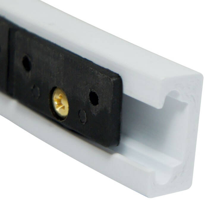 Rotary Shower Door Upper Track Boat Outfitters