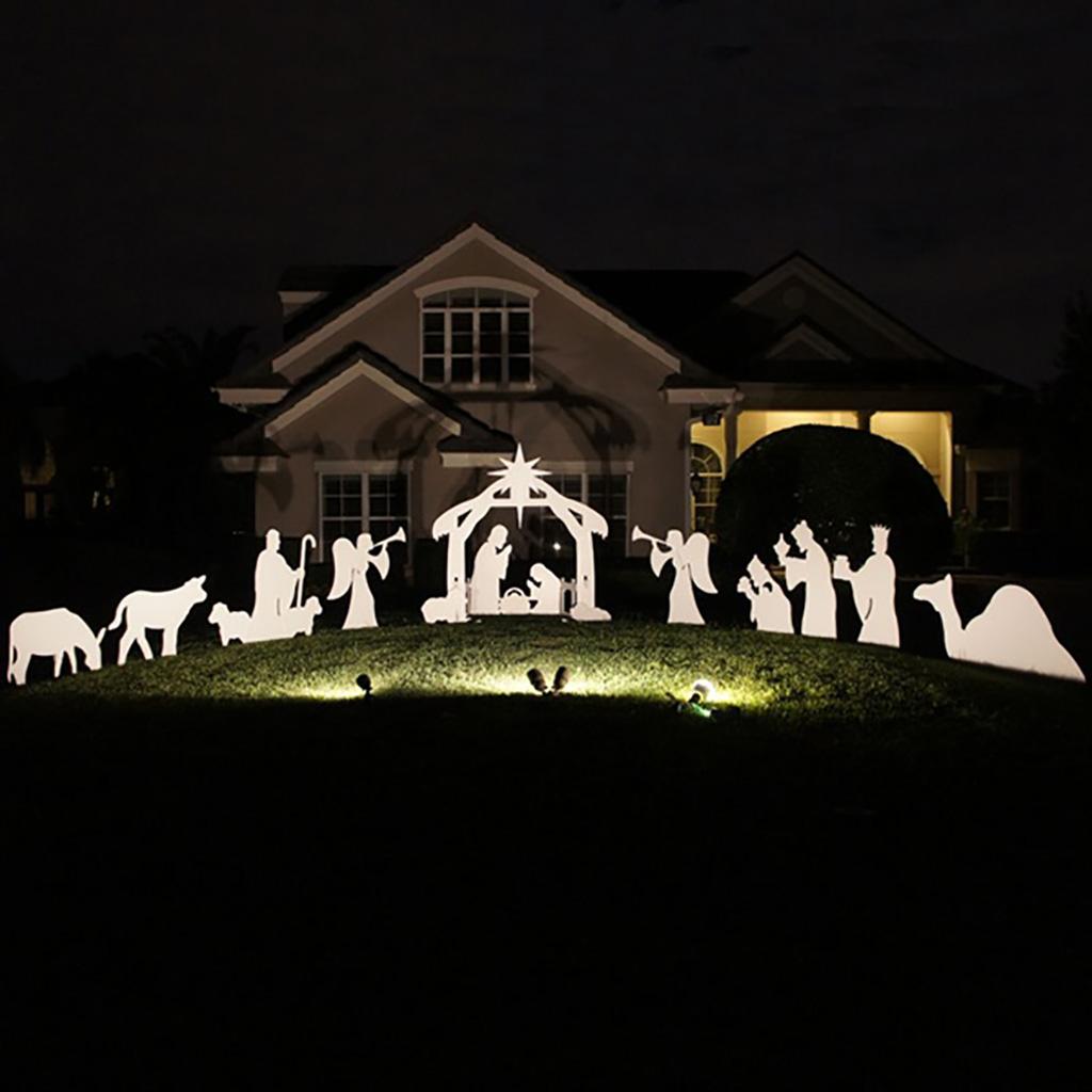 ... this. | yard art for Holidays | Pinterest | Outdoor Nativity, Nati