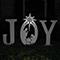 Lit Nativity Star on Joy Nativity Scene