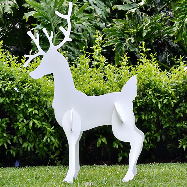 Large Buck Only Outdoor Nativity Sets