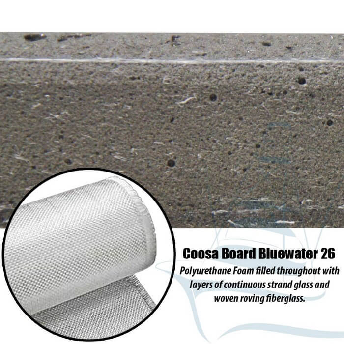 Coosa Board Coosa Composites Boat Decking Material