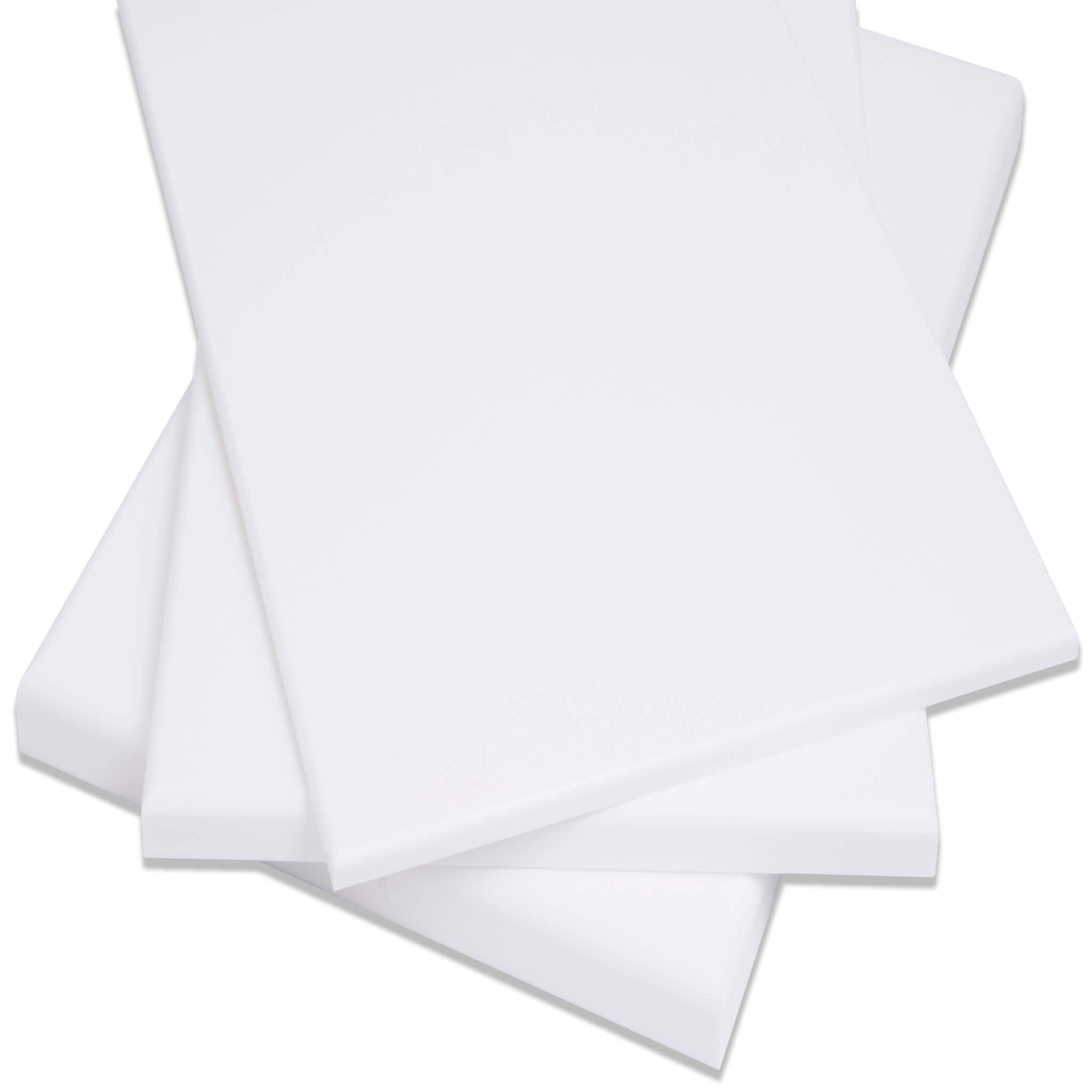 King Plastic Cut To Size White White King Starboard