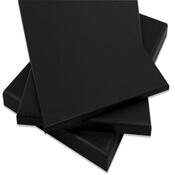 Black King Starboard Marine Grade Plastic Sheet