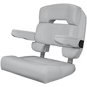 "Capri Standard Series Helm Chair (25"")"