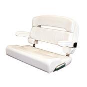 """Capri Deluxe Bench Helm Chair (36"""")"""