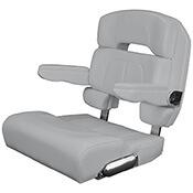 "Capri Deluxe Series Helm Chair (28"")"
