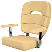 "Coastal Standard Series Helm Chair (19"")"