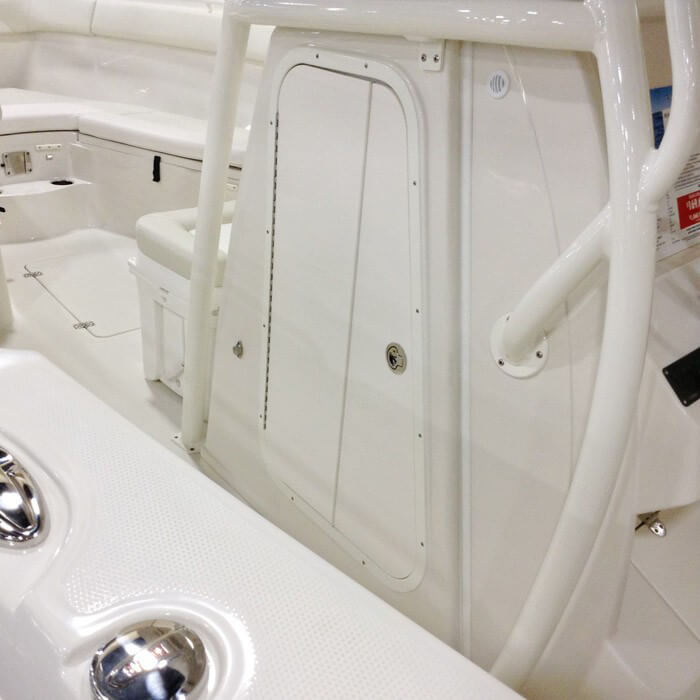 Sailfish Boats Port Side Console Door Boat Outfitters