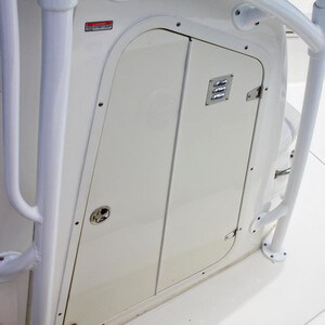 Whaler Outrage Console Door - Installed