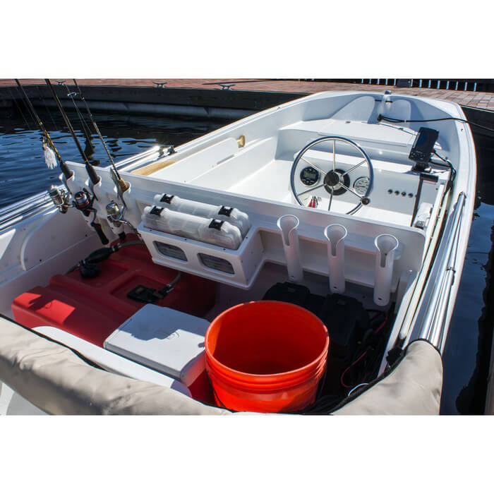 custom interior kit for 13 39 boston whaler