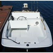 Custom interior kit for 13 39 boston whaler - Boston whaler console parts ...