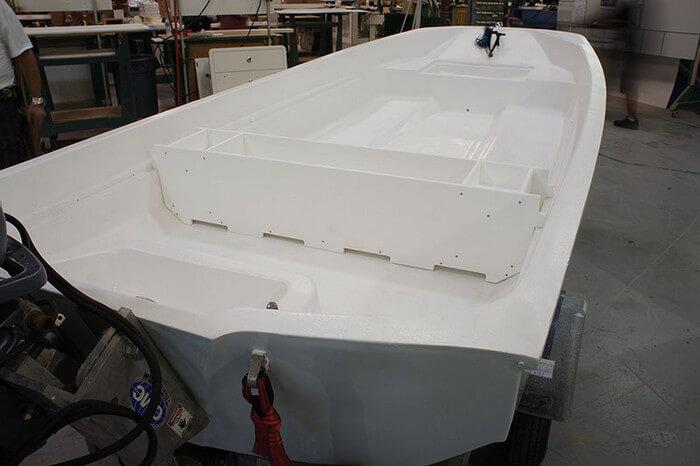 Custom Interior Kit For 13 Boston Whaler