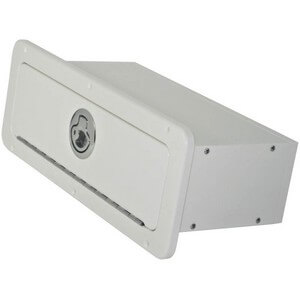 Build Your Own Boat Glove Box - Closed