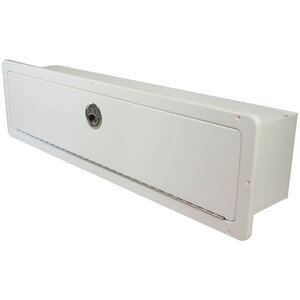 Build Your Own Boat Glove Box - Large Closed