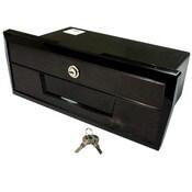 Black Plastic Glove Box