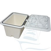 "Storage Bin with Removable Tub 11"" x 15"""