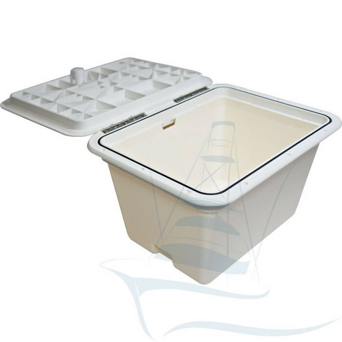 Drop In Storage Tub 13 X 17 Hi Tide Mfg