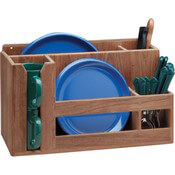 Teak Galley Holder