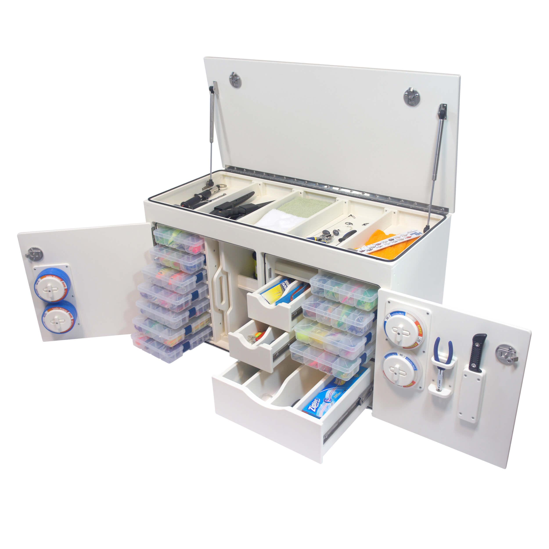 Teak Isle Tackle Storage Locker 13770 51061