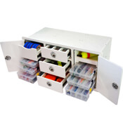 4 Drawer 6 Tray Tackle Unit
