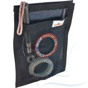 "Tackle Webs Velcro Storage Bag 12"" x 16"""