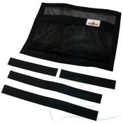 "Tackle Webs Velcro Storage Bag 16"" x 12"""