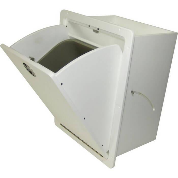 Amazon wooden tilt out trash bin home kitchen - Tilt Out Trash Bin Car Tuning