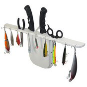 "Knife, Pliers & Lure Rack 20"" x 9"""